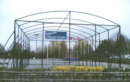 City Stade Décathlon réalisé par les Ets Weber